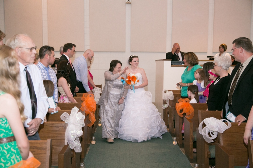 Nick & Amber Wedding