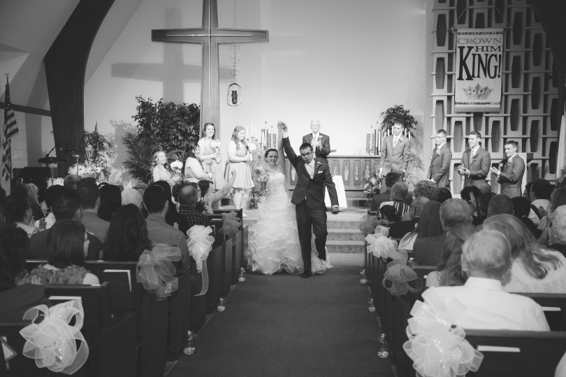 Nick & Amber Wedding