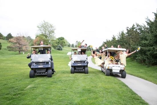 Seth & Marissa Wedding